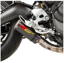 HOTBODIES RACING MGP EXHAUST for Yamaha FZ-09 14-17