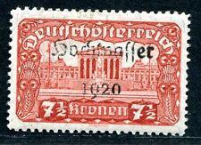 Austria 1920 337 * extremadamente débil inscripciones (j3777