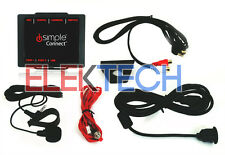 iSimple Connect ISGM652 Bluetooth & Auxiliary Interface Chevrolet Pontiac Saturn