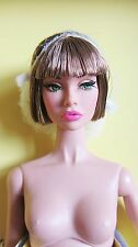 "Nude Fashion Royalty Poppy Parker: IT Airways 12"" Doll New!!!"