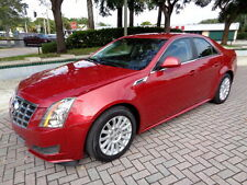 2013 Cadillac CTS Luxury Sedan 4-Door