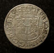 Kfsm. Brandenburg-Preußen, Friedrich III., 1/12 Taler 1690 SD Stargard