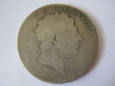 1820 George III Crown, Poor, LX edge.