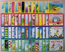 Lot 60 First Little Easy Readers Kindergarten First Grade Homeschool Phonics Set