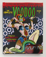 Complete Voodoo 1 Chilling Archives of Horror Comics HC Graphic Novel Comic Book