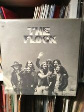 The Flock - With Lyric Sheet,correct Inner Sleeve  2 Eye Columbia Lp VG+