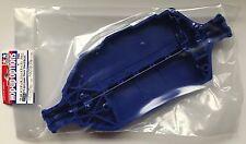 Tamiya 47339 TT-02 Lower Deck/Chassis (Hard/Blue) (TT02/TT02B/TT02D/TT02T) NIP