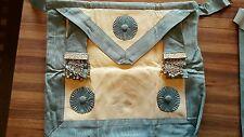 Vintage Craft Master Mason's Apron, Toye Kenning Spencer & Co, Nice