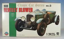 Union 1/24 Kit Bausatz Bentley Blower 1930 ungebaut in O-Box #1529