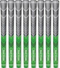 Authentic 8 Golf Pride MCC PLUS4 Golf Grips Standard Green FREE SHIPPING