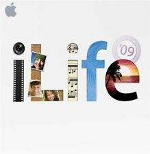 Apple iLife '09 iMovie iPhoto GarageBand iWeb iDVD Full Version