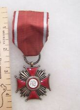 Poland Order of Merit PRL Medal