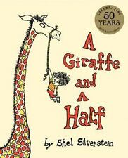 A Giraffe and a Half by Shel Silverstein c2014, NEW Hardcover, Anniversary