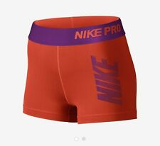 "Nike Women's Pro 3"" Compression Shorts, Size Small, UK 8-10, BNWT"