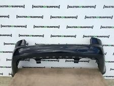 AUDI A6 SALOON 1998-2005 REAR BUMPER IN DARK BLUE [A8]