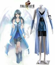 Custom-made Final Fantasy VIII Rinoa Heartilly Dress Cosplay Costume