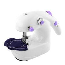 Portátil multifunción Mini Eléctrica Máquina De Coser Hogar Costura Nuevo