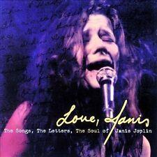 Love, Janis by Janis Joplin (CD, May-2001, BMG (distributor))