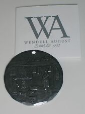 "Brand New Wendell August Amish Family Hanging Laundry 2"" Ornament"