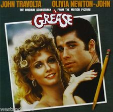 Grease - Original Film Soundtrack - CD NEW & SEALED  John Travolta , Newton John