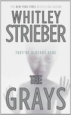 The Grays by Whitley Strieber PB new