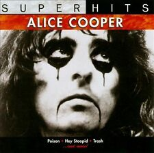 NEW - Super Hits by Alice Cooper