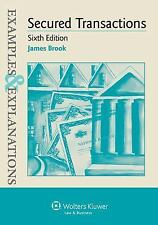 Examples & Explanations: Secured Transactions, Sixth Edition, Brook, James, Good