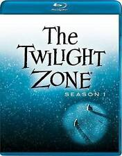 THE TWILIGHT ZONE SEASON 1 ONE BRAND NEW SEALED Blu-ray US