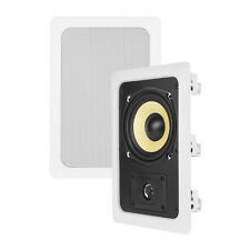 VM Audio Elux 5.25-Inch 175W 2-Way In-Wall Surround Sound Speaker | VM-WA525-E