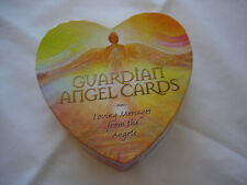 GUARDIAN ANGEL CARDS IN HEART BOX INSPIRATIONAL ORACLE SPIRITUAL WISDOM TAROT