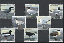 Micronesia 2014 MNH Birds Definitives 8v Set Gulls Seagulls Terns Petrels Skuas