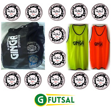 UNDER 15+ PACK -  12 x GFUTSAL TOTALSALA 400 PRO, BALL BAG AND 2 SETS OF BIBS