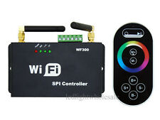 WiFi LED Controller IOS Android WF300 For Dream Color LED Light Strip 6803 1903