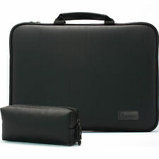 "Dell Precision M6700 M6600 17.3"" Laptop Case Sleeve Protect Bag Memory foam SLBK"