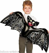 "Halloween Giant 52"" Inflatable Hanging Vampire Bat Prop Party Decoration"