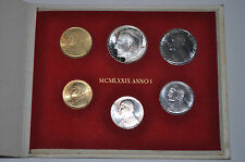 1979 Vatican City John Paul II (I Year) Coin Set - Unc