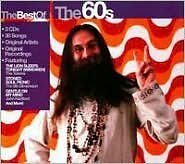 VARIOUS : BEST OF THE 60'S (CD) sealed