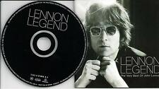 John Lennon ‎– Lennon Legend - The Very Best Of John Lennon CD Album 1997