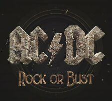 Rock or Bust Best of AC/DC Audio CD NEW BRAND