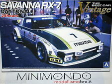 KIT MAZDA SAVANNA RX-7 24H DAYTONA 1979 1/24 AOSHIMA 047453 04745