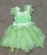 Disney Store baby girl's Deluxe Tinkerbell dress up / costume. Size XS 4
