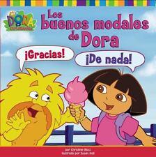 Los buenos modales de Dora (Dora's Book of Manners) (Dora La Exploradora) (Spani