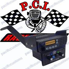 Polaris RZR 1000 XP Under Dash Mounting Bracket For Intercom And ICOM Mobile Rac