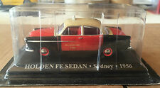 "DIE CAST "" HOLDEN FE SEDAN - SYDNEY - 1956 "" 1/43 TAXI SCALA 1/43"