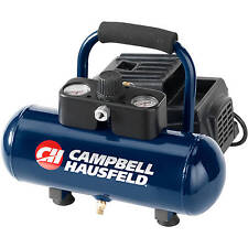 Campbell Hausfeld 1g Oil-Free Air Compressor DC010000 Home Portable Tire Pump