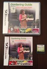 Gardening Guide How To Get Green Fingers Game For Ds Dsi Ds Lite 3Ds Nintendo