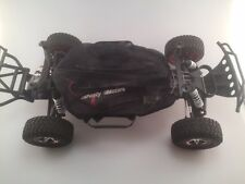 Dusty Motors - X-Maxx Chassis Shroud Protection Cover - BLACK - New In Bag