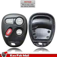 New Key Fob Remote Shell Case For a 2003 Chevrolet Impala w/ 4 Buttons