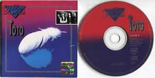 TOTO Best Ballads 1995 Sony Music Germany CD with Malaysia Sticker FCS5247
