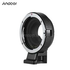 Auto Focus Lens Adapter Ring Mount for Canon EF to Olympus Panasonic M4/3 T5O4